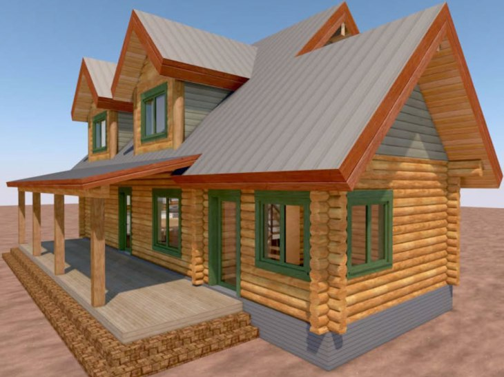 Island Cottage in Muskoka - learn more