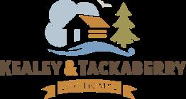 Kealey Tackaberry Log Homes - click logo to return home